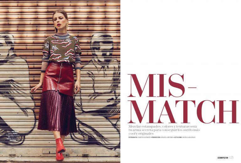 Cosmopolitan - Mis-Match - Mexico - 2017