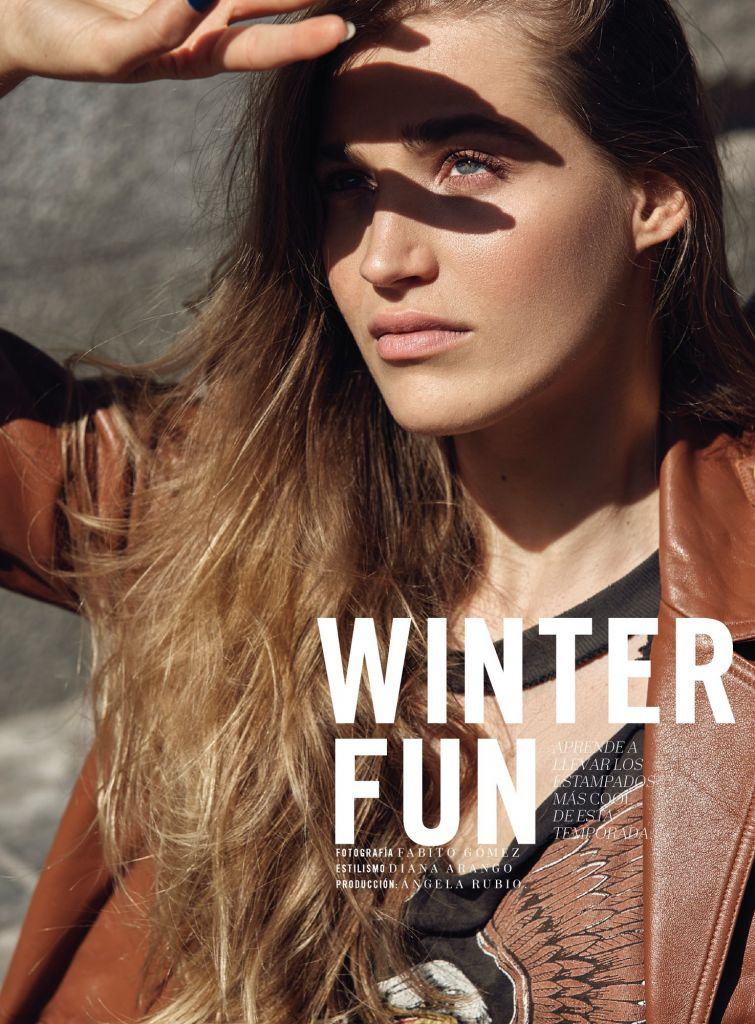 Cosmopolitan - Winter Fun - Mexico - 2017