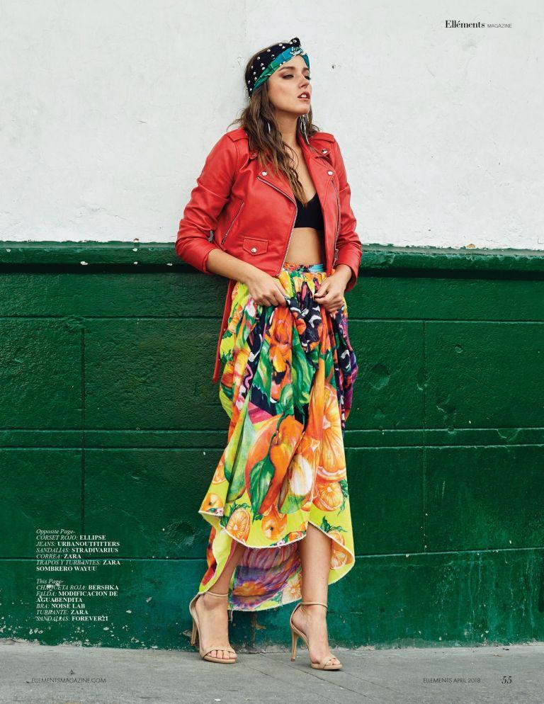 Sangre Maleva - Ellements Magazine