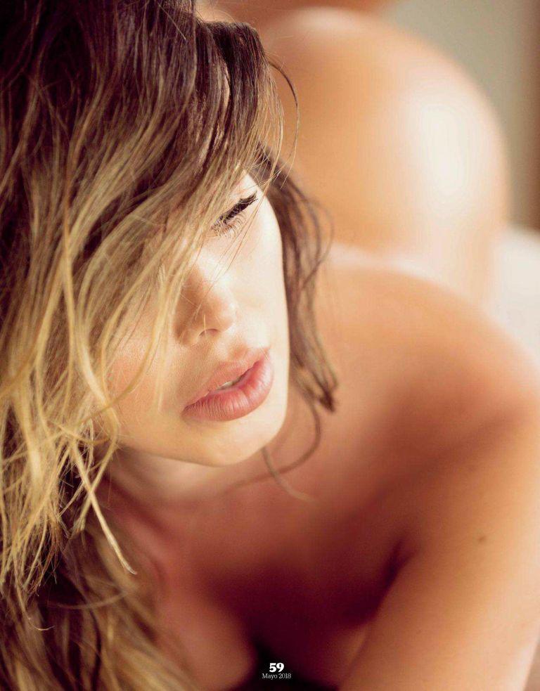 Paola Cañas - Playboy Mexico - Cover