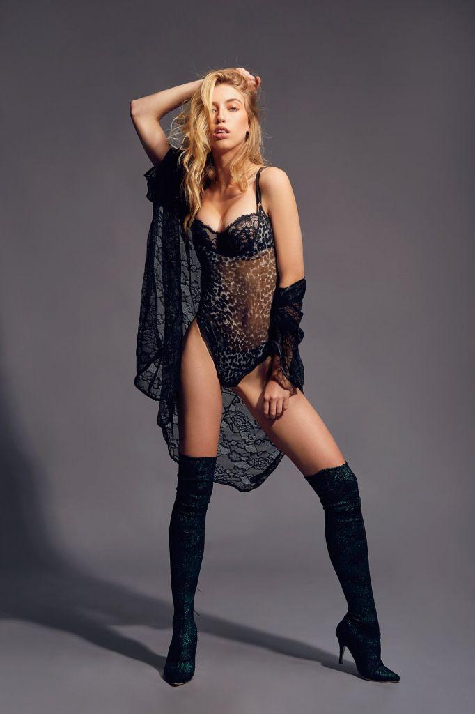 Elena Dupisanie - Modelo - Mexico