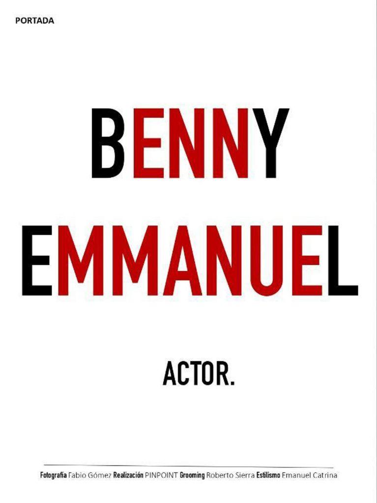 QR - Benny Emmanuel - Cover - Mexico - 2019