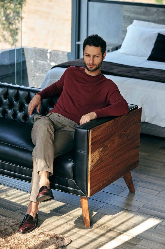 Mariano Palacios - Actor - Mexico