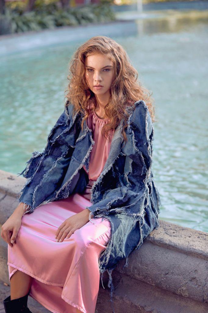 Editorial de moda - CABRERA (Barbara Heuser)