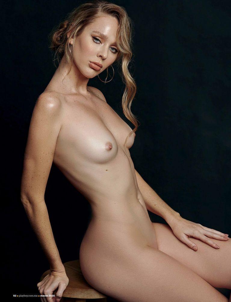 Playboy - Theresa Goddard - Mexico - 2020
