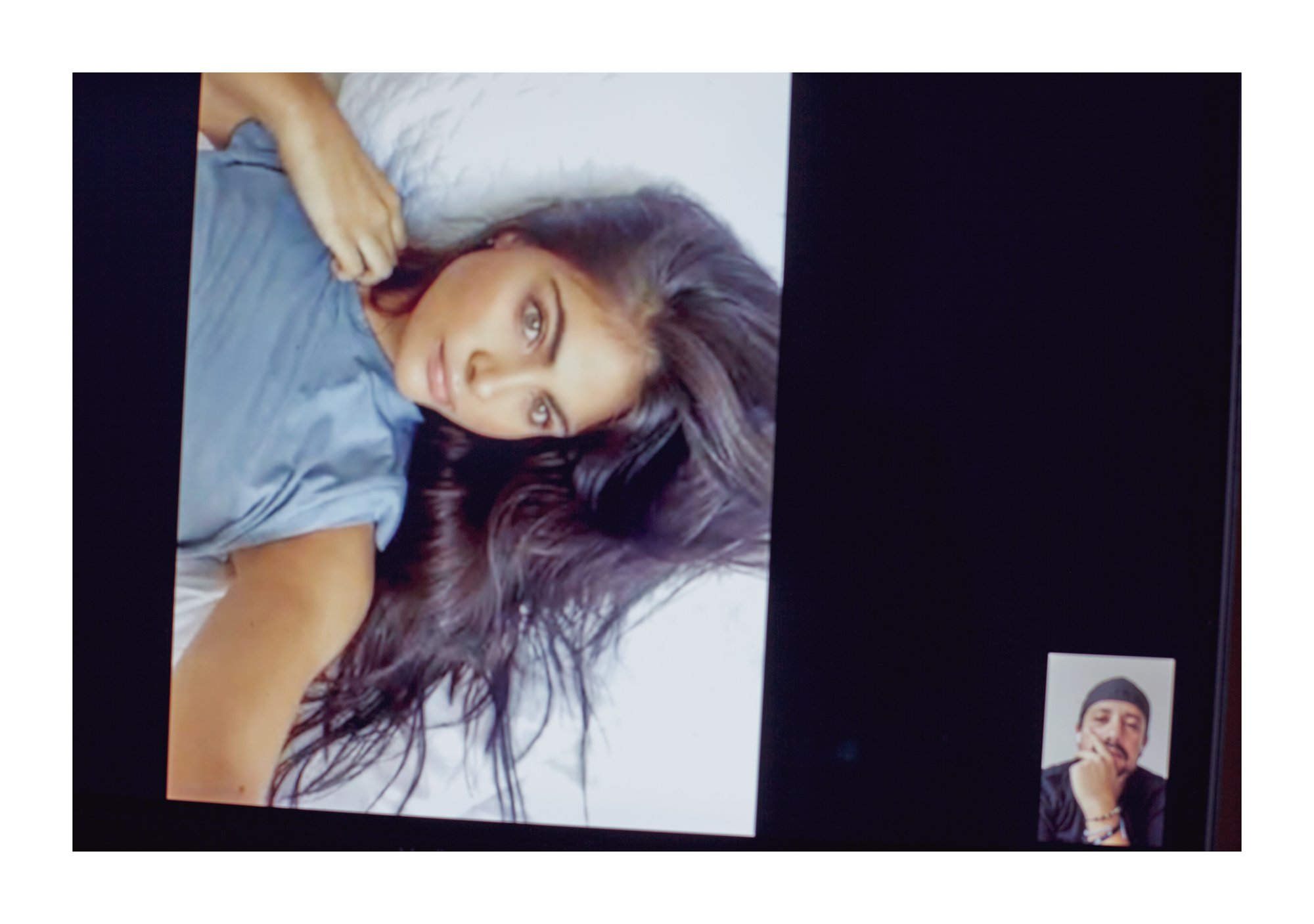 Sara Orrego en FaceTime Shooting 2020