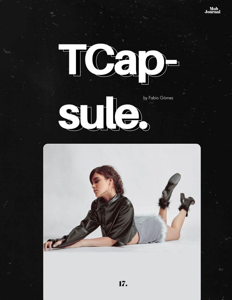 Mob Magazine - TCapsule - Mexico - 2020