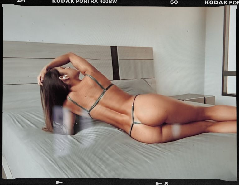Daniela Medina en Facetime Shooting 2020