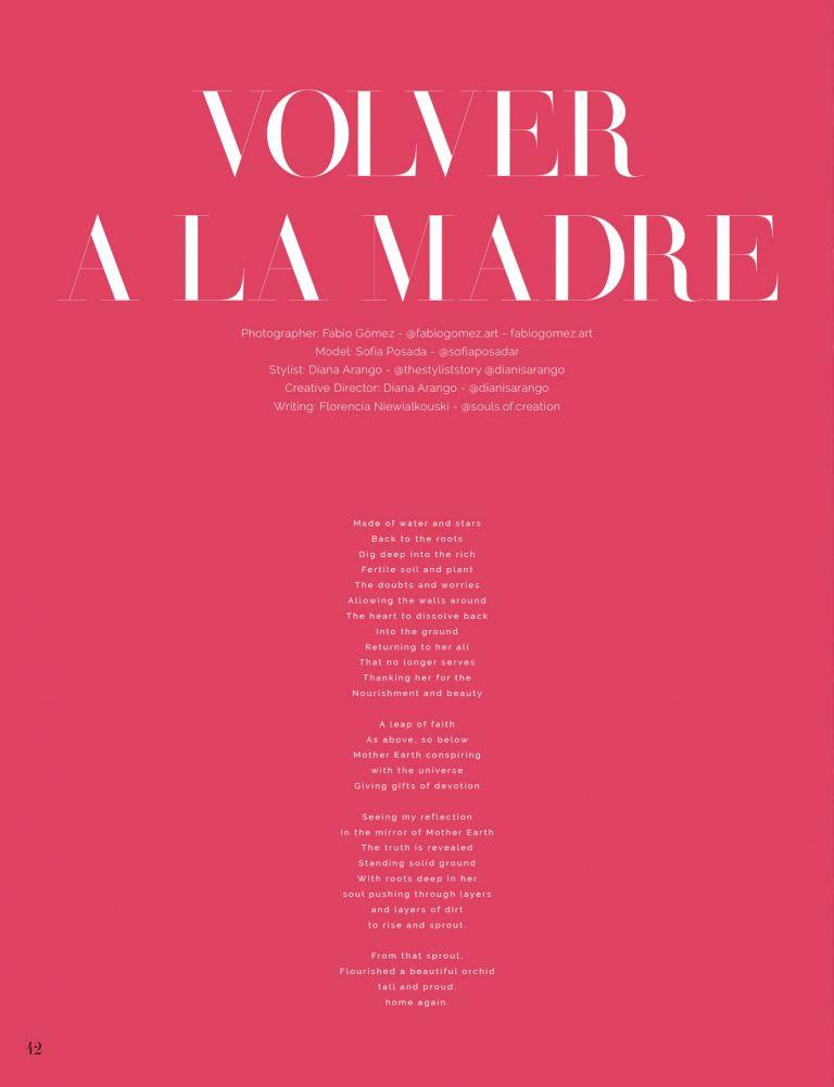 Mover - Volver a la madre - France - 2020