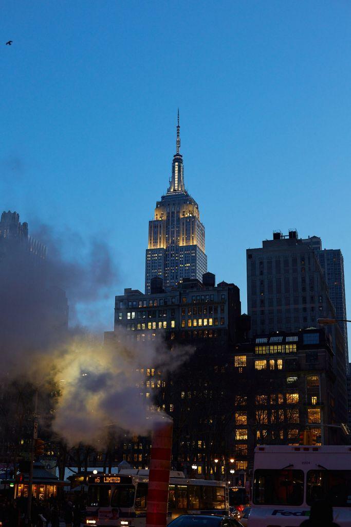 Fabio Gómez - Arquitectura y Viajes - New York